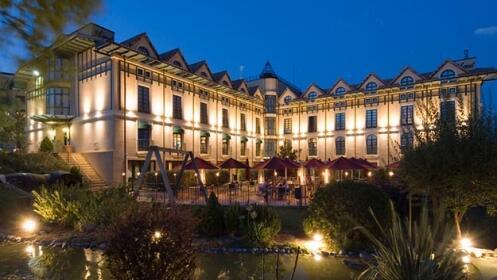 Experiencia 5 sentidos en La Rioja Alavesa