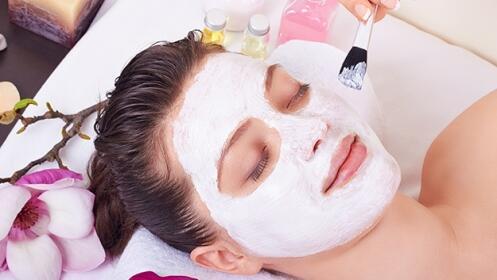 Tratamiento facial con alta frecuencia