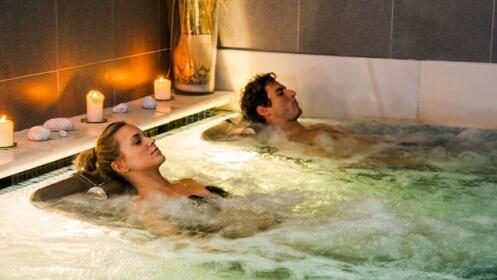 Escapada romántica o de relax en Balneario Areatza