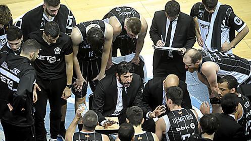 RETAbet Bilbao Basket Vs. Leyma Coruña