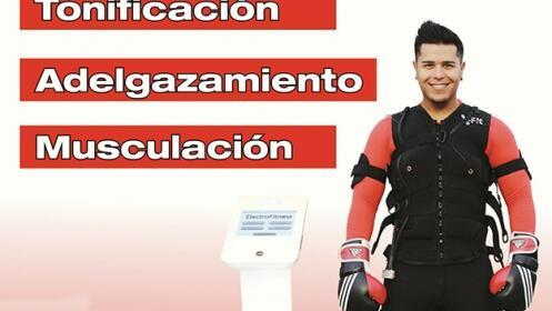 4, 6 o 10 sesiones de electroestimulación muscular con entrenador personal