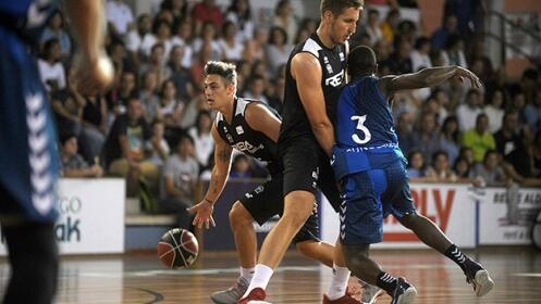 RETAbet Bilbao Basket vs Limoges CSP