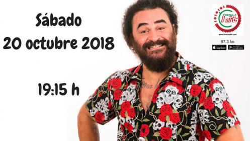 """Monólogo de Miguel Ángel Rodríguez """"El Sevilla"""", ¡Única función!"""