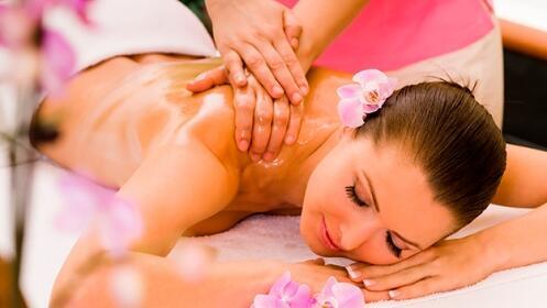 Espalda sana y/o masaje