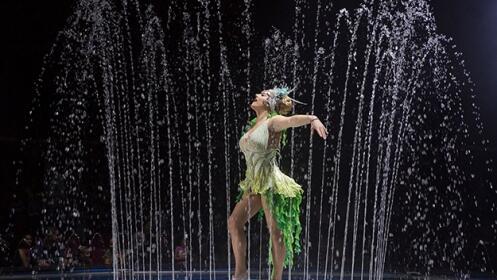 El Circo Alegría sobre agua en Vitoria. ¡Últimos días!