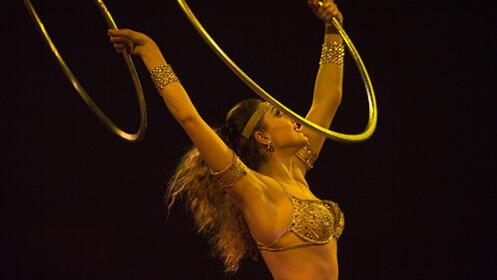 Il Circo Italiano en Barakaldo