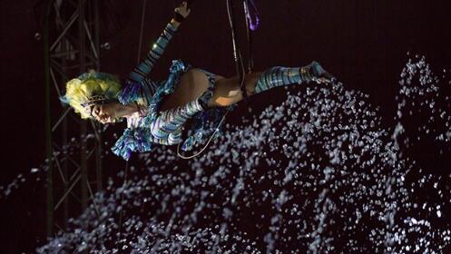 Gran oportunidad  !El Circo Alegría sobre agua en Vitoria!