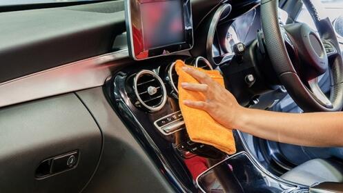 Limpieza exterior de vehículo y más