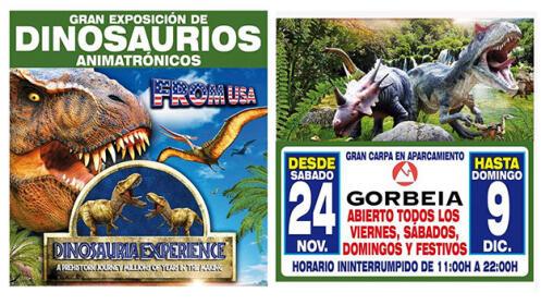 'Dinosauria Experience'
