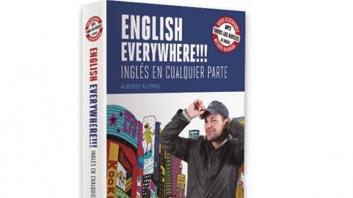 English everywhere!!