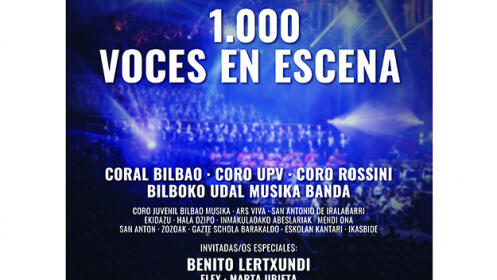 Evento Inaugural Fair Saturday 2018 en Bilbao Arena