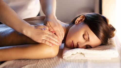 Tratamiento corporal relajante, hidratante y dexintoxicante