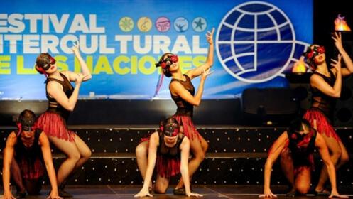 Gastronomía Internacional para 2 en el Festival de las Naciones