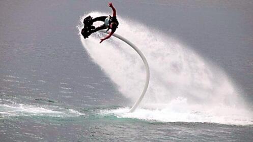 Sesión de Flyboard en 7 playas a elegir