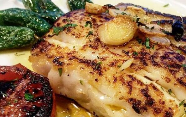 Menú de 7 platos en Bilbao
