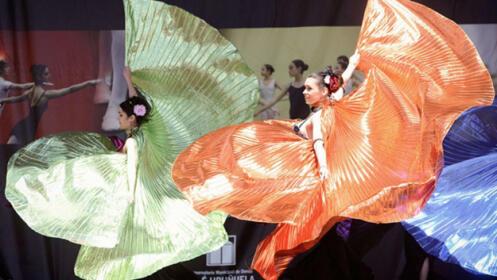 Aprende a bailar en Centro de Danza Gisela