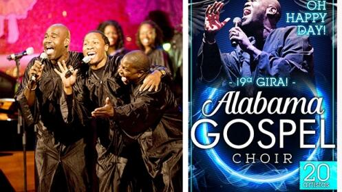 Entradas para Alabama Gospel Choir