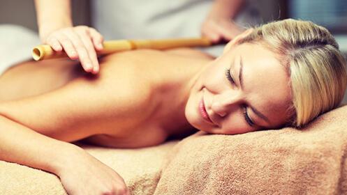1, 3 o 5 masajes relajantes en Bilbao