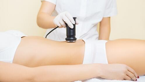 3 sesiones de cavitación + masaje en Algorta