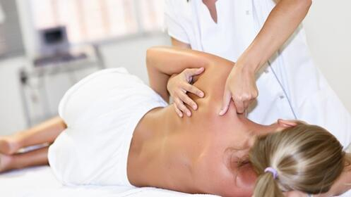2 o 5 sesiones de fisioterapia en Bilbao y Mungia