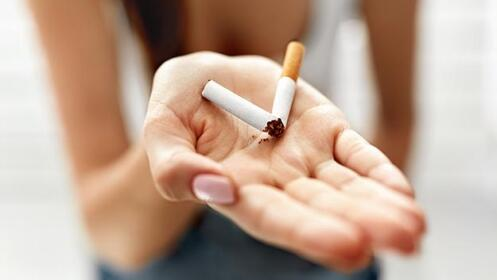 Hipnosis para dejar de fumar y adelgazar