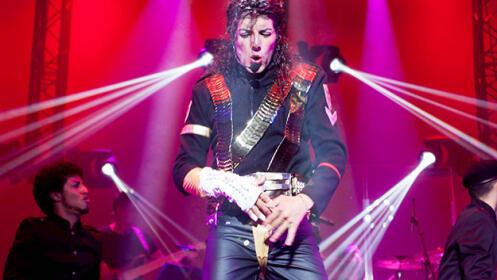 I Want U Back. Homenaje a Michael Jackson