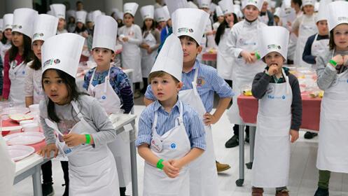 Ven a  Miniature Kids y aprende a cocinar el 3 y de 4 de marzo, en el Palacio de Congresos Europa