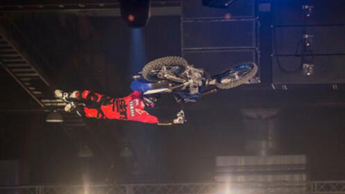 Freestyle Motocross en Pamplona