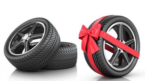 Campaña de invierno de neumáticos
