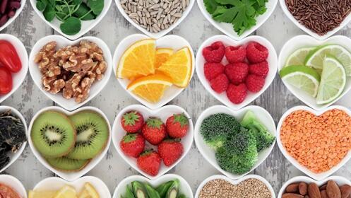 Consulta nutricional y test de intolerancia
