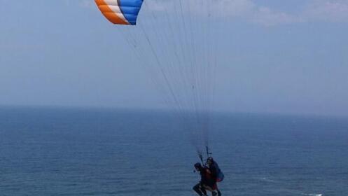 Disfruta de la sensación de volar como un pájaro