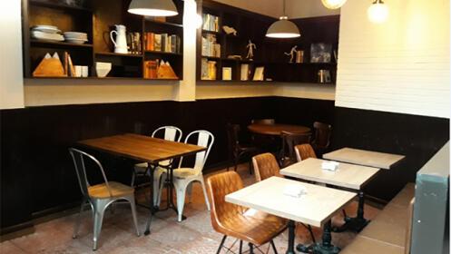 Delicioso menú en Patio Bilbao