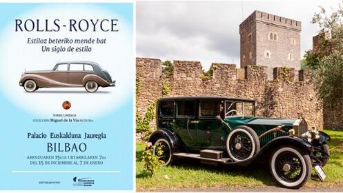 Rolls-Royce 'Un siglo de estilo'