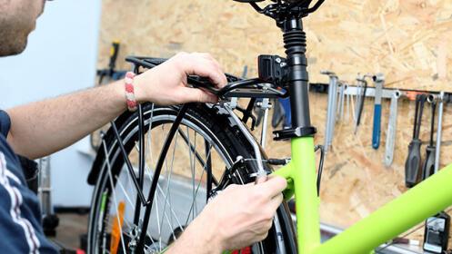 Revisión completa de tu bicicleta en Bilbao