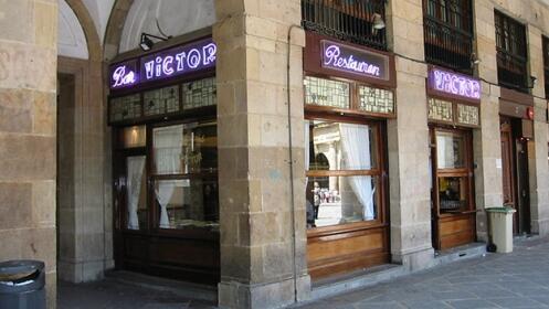 Menú especial en Restaurante Víctor