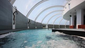 Relax Primaveral en el Hotel Villa Laguardia Termal con circuito y masaje Wine Oil Spa