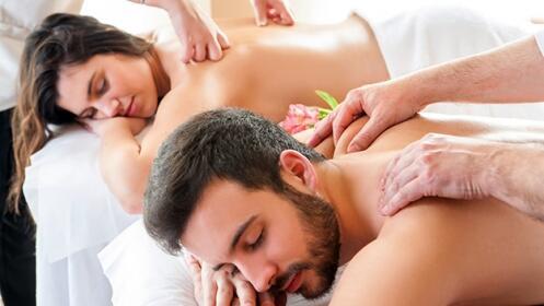 Tratamiento de espalda + masaje en Wap@