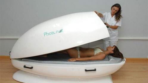 4 sesiones de terapia Photon