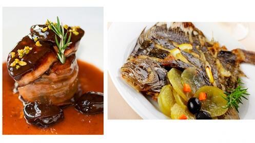 Menú degustación de 6 platos en el Casco Viejo de Bilbao