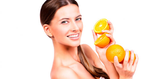 Tratamiento facial vitamina C con peeling y mesoterapia virtual
