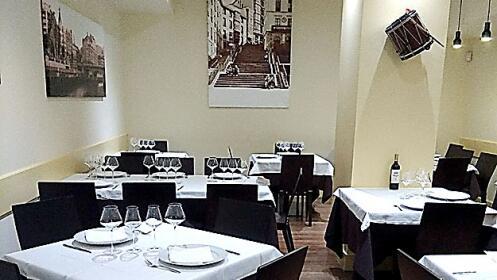 Delicioso menú en  Restaurante Zutik Bilbao