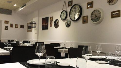 Exquisito menú en Restaurante Zutik Bilbao