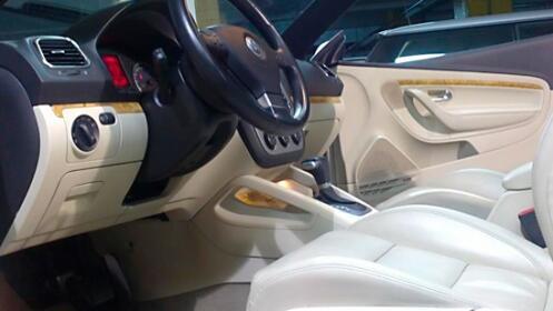 Lavado de coche interior y exterior con tratamiento de ozono en Bilbao