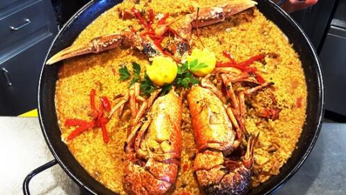 Menú para dos en La Lonja de Olabeaga