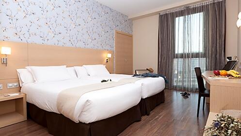 Hotel de 4* para 2 en Bilbao con desayuno Buffet  con opción a cena