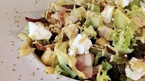 Exquisito menú degustación en Barakaldo