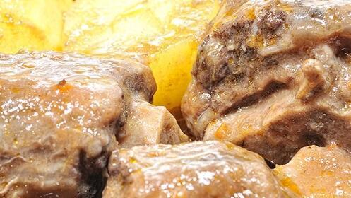 Menú degustación Restaurante La Alhóndiga