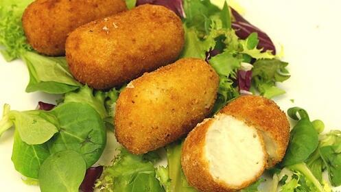 Delicioso menú de primavera en el Restaurante La Alhóndiga