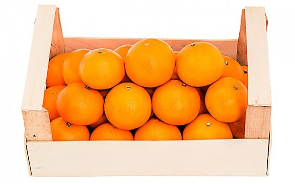 Caja de naranjas Navelina de 10 kg o 15 kg