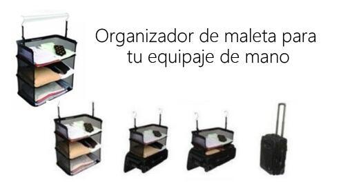 Organizador de maleta para todo tu equipaje